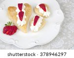 freshly baked pastries with... | Shutterstock . vector #378946297