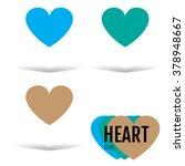 heart icon vector art  stock...