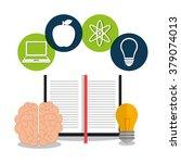 education concept design  | Shutterstock .eps vector #379074013