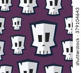 vector seamless pattern with... | Shutterstock .eps vector #379104643