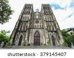 St Joseph's Cathedral In Hanoi...