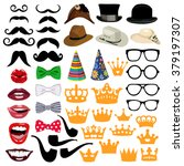 set for a party | Shutterstock .eps vector #379197307
