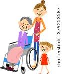 nursing care   Shutterstock . vector #379253587