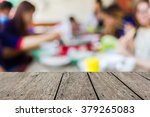 look out from the table blur... | Shutterstock . vector #379265083
