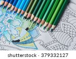 Small photo of Adult coloring books