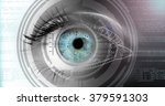 view of a high definition...   Shutterstock . vector #379591303
