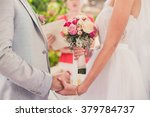 decoration for wedding | Shutterstock . vector #379784737