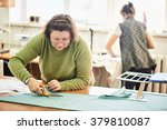 dressmaker | Shutterstock . vector #379810087