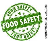 Food Safety Rubber Stamp ...