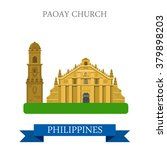 Paoay Church In Philippines....
