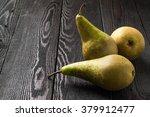Three Ripe Juicy Pears...