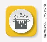 pot icon | Shutterstock .eps vector #379944973