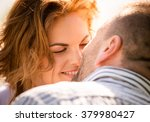 candid close up photo of man... | Shutterstock . vector #379980427