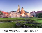 Morning View Of The Wawel...