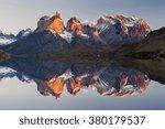 Majestic Mountain Landscape....