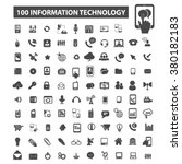 data icons | Shutterstock .eps vector #380182183