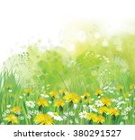 Vector Spring  Nature...