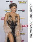 Small photo of LAS VEGAS - JAN 23 : Adult film actress Abigail Mac attends the 2016 Adult Video News Awards at the Hard Rock Hotel & Casino on January 23, 2016 in Las Vegas, Nevada.