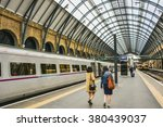 Train Station   King Cross...