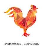 symbol for chinese new year... | Shutterstock .eps vector #380493007