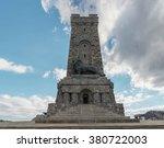 the national memorial shipka... | Shutterstock . vector #380722003