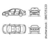 auto vector | Shutterstock .eps vector #380725123