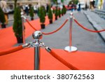 red carpet | Shutterstock . vector #380762563
