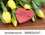 Flower Background For Mothers...