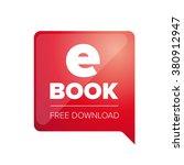 e  book. electronic library icon | Shutterstock .eps vector #380912947