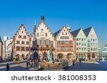 frankfurt  germany   mar 6 ... | Shutterstock . vector #381008353