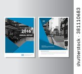 Vector Leaflet Brochure Flyer...