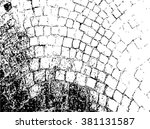 grunge texture   abstract stock ... | Shutterstock .eps vector #381131587
