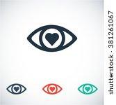 eye  icon  eye  vector icon ...