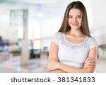 english. | Shutterstock . vector #381341833