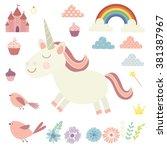 Unicorn. Fairytale. Dream....