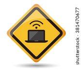 icon free area wifi vector