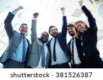 achievers | Shutterstock . vector #381526387