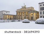 Brandenburg Gate  Brandenburge...