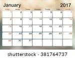 vector planning calendar