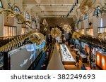 monaco   july 8  2014  interior ... | Shutterstock . vector #382249693