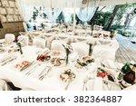 Stylish Luxury Decorated Table...