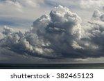 Heavy Darkened Cumulonimbus ...