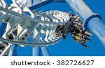 Gardaland Theme Park In Italy...
