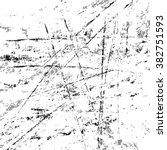 vector grunge texture and... | Shutterstock .eps vector #382751593