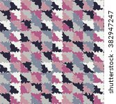 ethnic boho seamless pattern.... | Shutterstock .eps vector #382947247