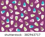 background ice creams. use for... | Shutterstock .eps vector #382963717