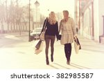 Concept Of Women Shopping ...