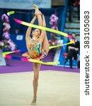 moscow   feb 20   averina dina... | Shutterstock . vector #383105083