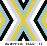 seamless abstract background... | Shutterstock .eps vector #383334463
