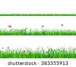 Wild Green Grass Backgrounds...